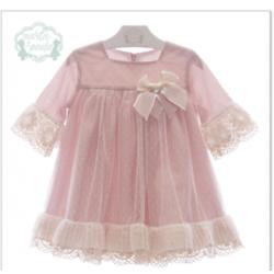 "vestido marta y paula ""familia Afrodita"" 0514 v19."