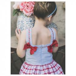 Vestido Ancla de Dolce Petit 2252