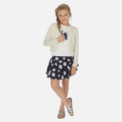 Falda pantalón MAYORAL 6956 ve20