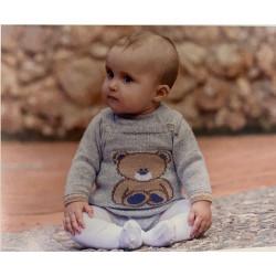 pelele bebe Babydif 801552 inv.21