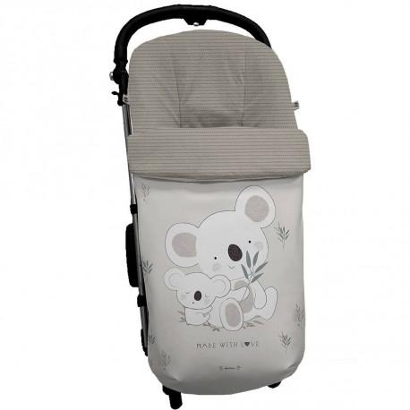 saco silleta DYDADOS 0275 polipiel koala