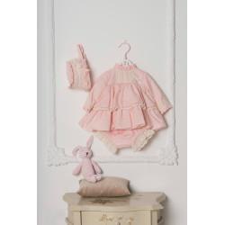 vestido+braga+capota DOLCE PETIT 2028VBG INV19