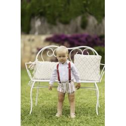 conj.pantalon +camisa y tirantes dolce petit 2100-23LT v19.