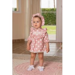 vestido+BRAGUITA  dolce petit 2121VB V19.