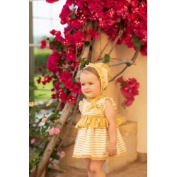 vestido+BRAGUITA  dolce petit 2138VB V19.