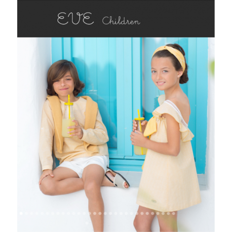 VESTIDO EVE CHILDREN  3034VE V19.